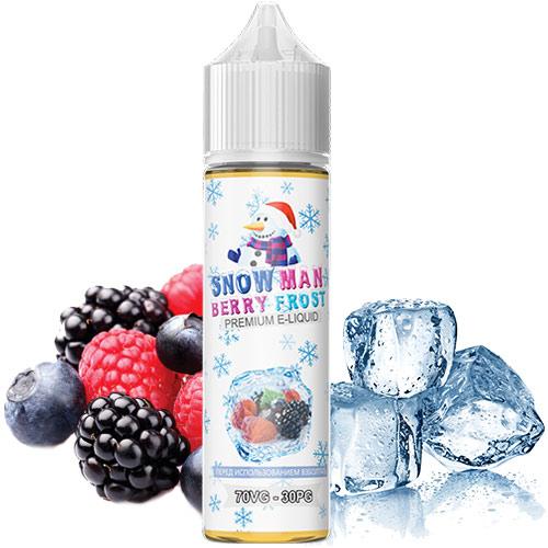 Snowman - Berry Frost