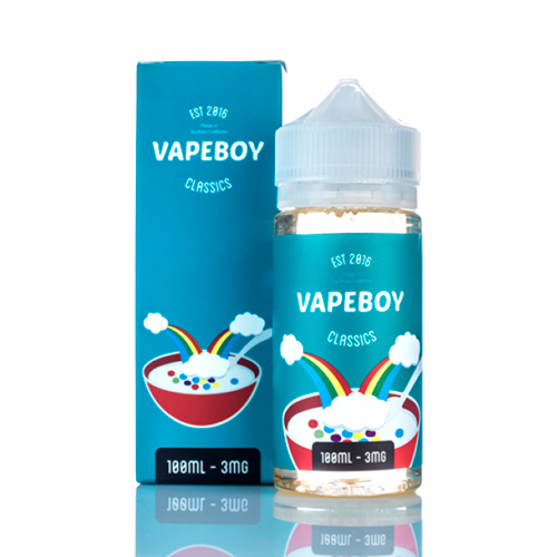 Жидкость Vape Boy - Frootholios Оригинал