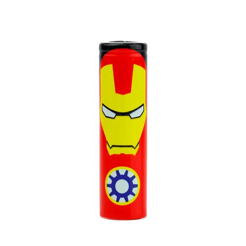 Термоусадка для аккумуляторов Iron Man