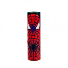 Термоусадка 18650 Super Heroes Spider Man