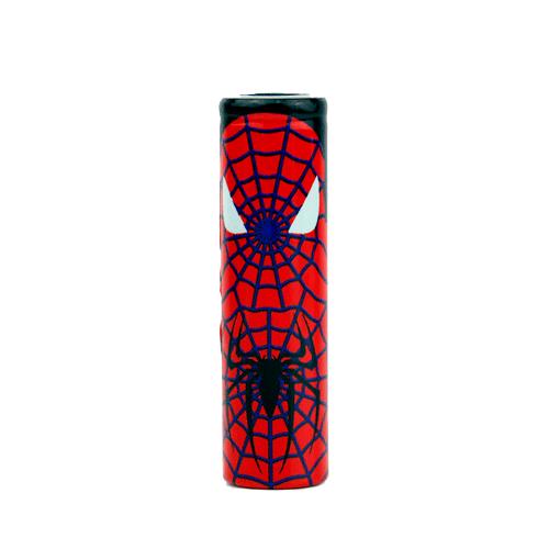 Термоусадка для аккумуляторов Spider Man