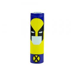 Термоусадка 18650 Super Heroes Wolverine