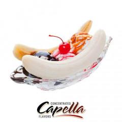Ароматизатор Capella Banana Split (Банановый десерт)