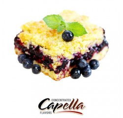 Ароматизатор Capella Blueberry Cinnamon Crumble (Черничный пирог)