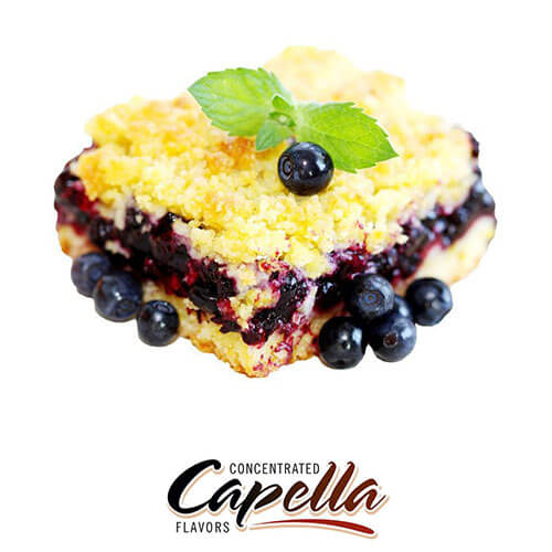Ароматизатор Blueberry Cinnamon Crumble (Черничный пирог) Capella