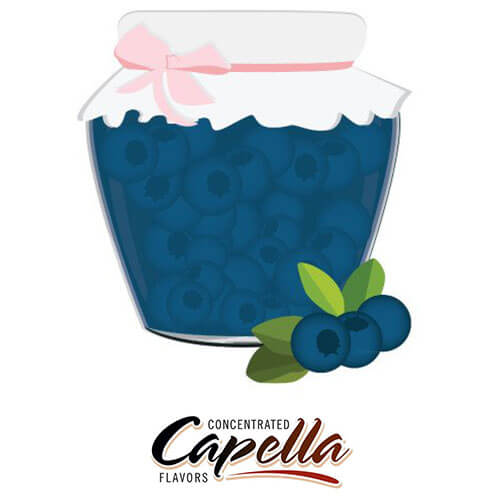 Ароматизатор Blueberry Jam (Черничный джем) Capella