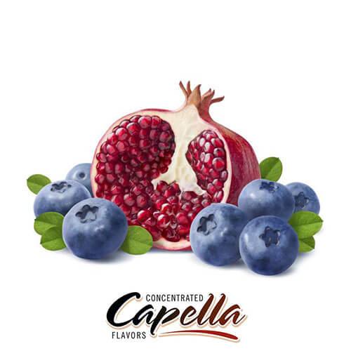 Ароматизатор Blueberry Pomegranate with Stevia (Черника с гранатом) Capella