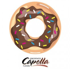 Ароматизатор Capella Chocolate Glazed Doughnut (Шоколадный пончик)
