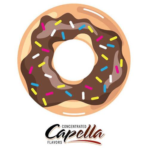 Ароматизатор Chocolate Glazed Doughnut (Шоколадный пончик) Capella