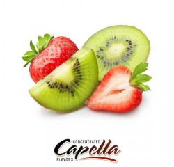Ароматизатор Capella Kiwi Strawberry with Stevia (Клубника киви)