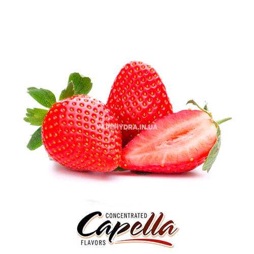 Ароматизатор Ripe Strawberries (Спелая клубника) Capella