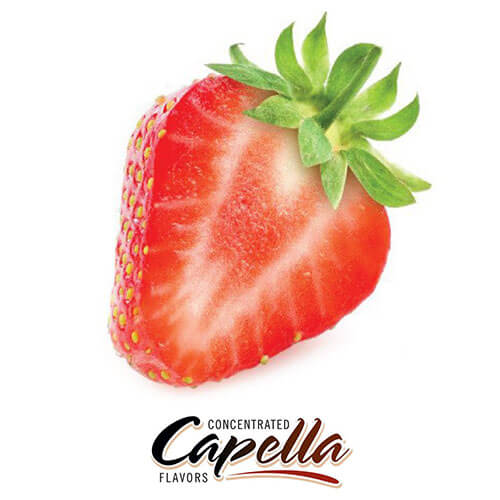 Ароматизатор Sweet Strawberry (Сладкая клубника) Capella