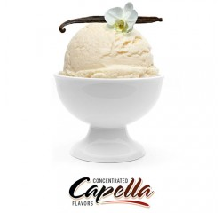 Ароматизатор Capella Vanilla Bean Ice cream (Ванильное мороженое)