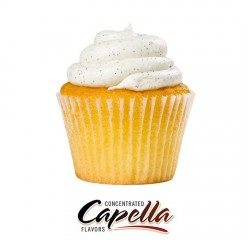 Ароматизатор Capella Vanilla Cupcake (Ванильный кекс)