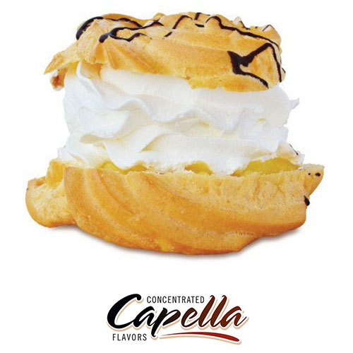 Ароматизатор Vanilla Custard (Заварной крем) Capella