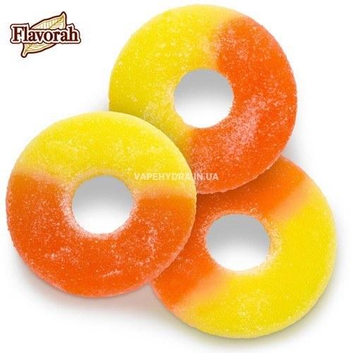 Ароматизатор Peach Gummy (Персиковые желейки) Flavorah