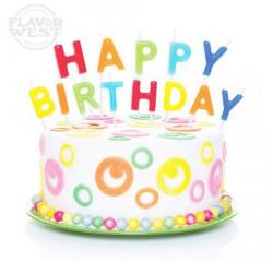 Ароматизатор Flavor West Birthday Cake (Торт)