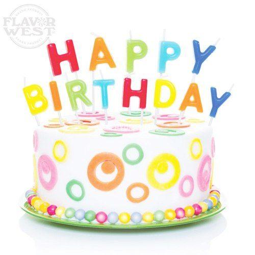 Ароматизатор Birthday Cake (Торт) Flavor West