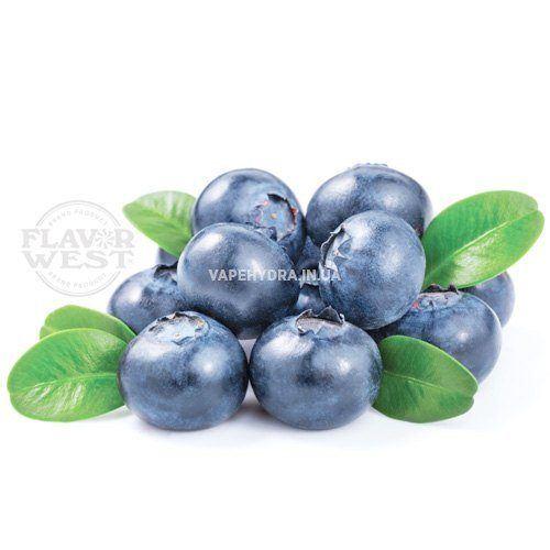 Ароматизатор Blueberry (Черника) Flavor West