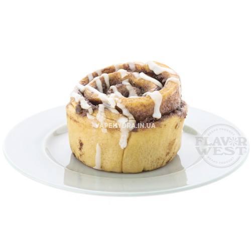 Ароматизатор Cinnamon Roll (Булочка с корицей) Flavor West