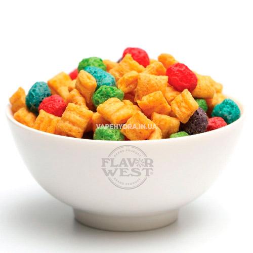 Ароматизатор Crunch Fruit Cereal (Хрустящие хлопья) Flavor West