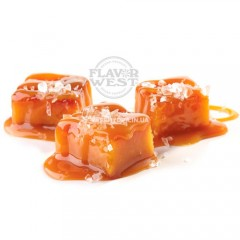 Ароматизатор Flavor West Salted Caramel (Соленая карамель)