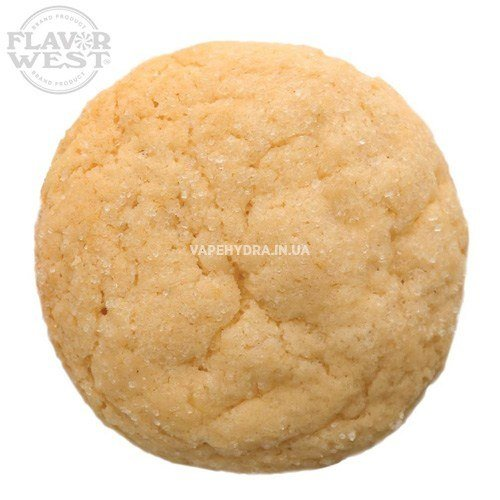 Ароматизатор Sugar Cookie (Сахарное печенье) Flavor West