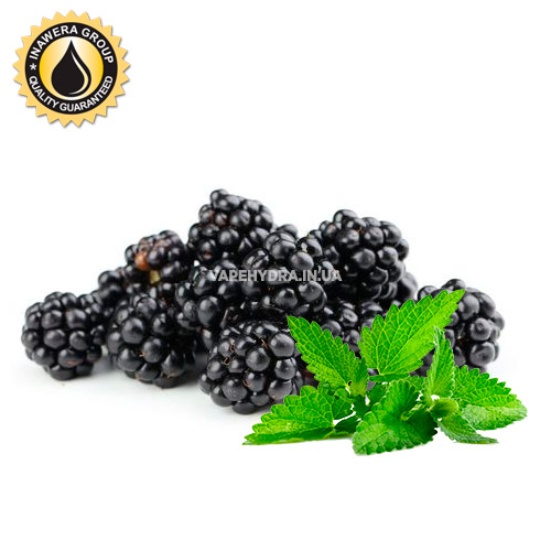 Ароматизатор Black Fruit Mint (Ягоды с мятой) Inawera