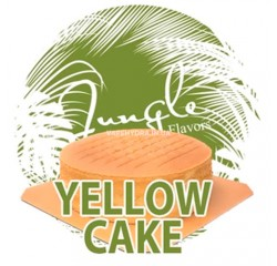 Ароматизатор Jungle Flavors Yellow Cake (Желтый торт)