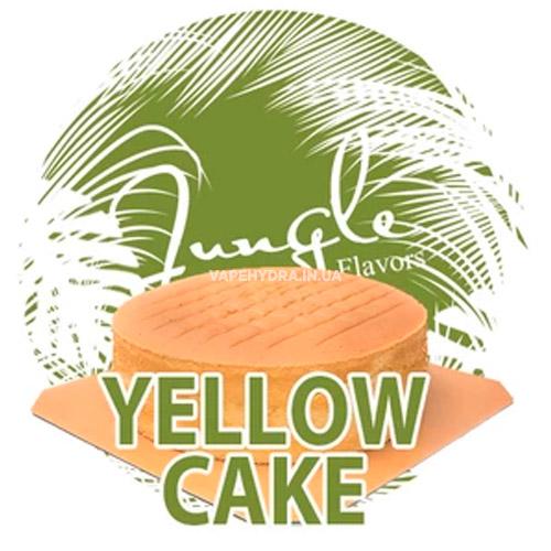 Ароматизатор Yellow Cake (Бисквитный торт) Jungle Flavors