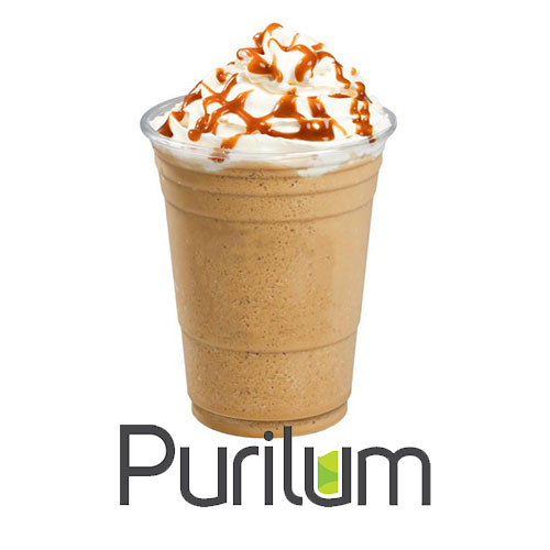 Ароматизатор Caramel Coffe with Sweet Milk (Кофе с карамелью) Purilum