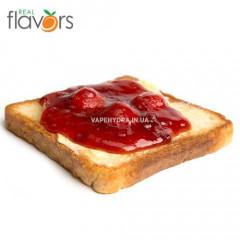Ароматизатор Real Flavors Strawberry Jam with Toast PG (Клубничное варенье с тостом)