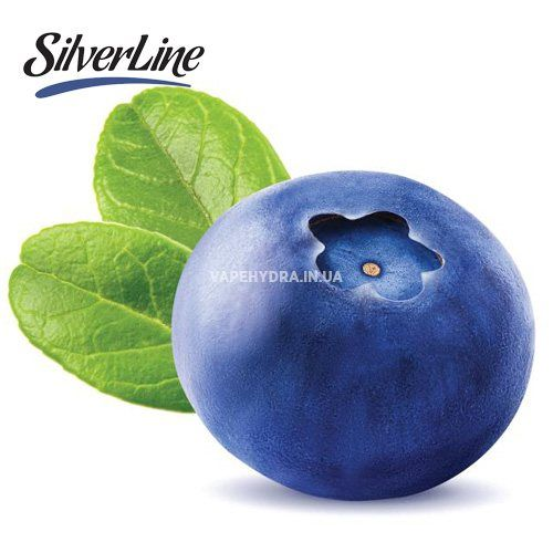 Ароматизатор Blueberry Extra (Черника) Silverline