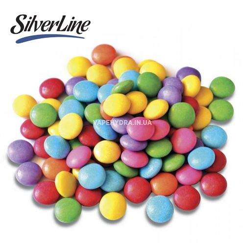 Ароматизатор Rainbow Candy (Конфетки) Silverline