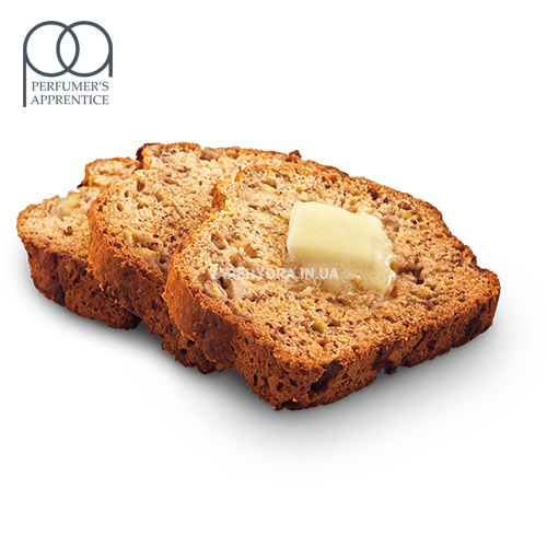Ароматизатор Banana Nut Bread (Бананово-ореховый хлебец) TPA
