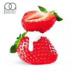Ароматизатор TPA Strawberries and Cream (Клубника сливки)