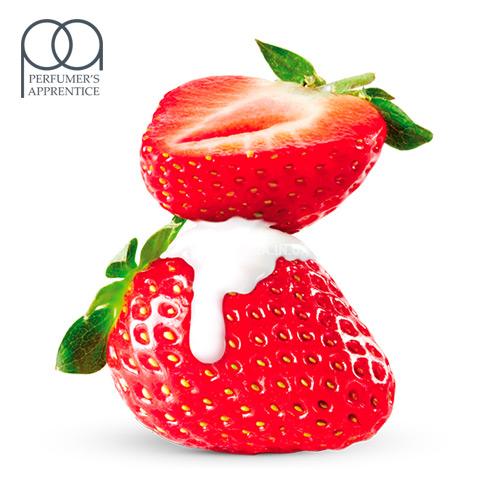 Ароматизатор Strawberries and Cream (Клубника сливки) TPA