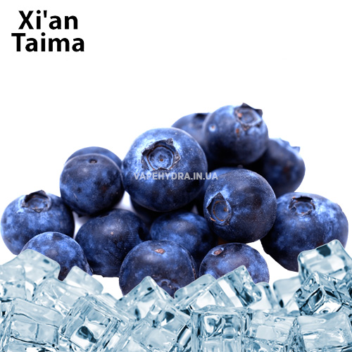Ароматизатор Ice Blueberry (Черника со льдом) Xi'an Taima