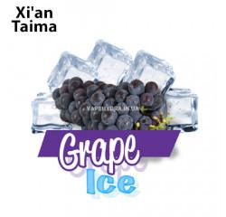 Ароматизатор Xi'an Taima Ice Grape (Виноград со льдом)