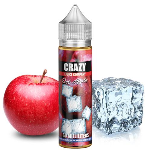 Жидкость для электронных сигарет Crazy - Ice Apple