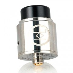 Дрипка Advken Breath RDA (Стальной)
