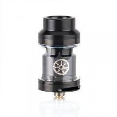 Атомайзер Asmodus Voluna V2 RTA (Black)