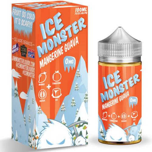 Жидкость Ice Monster - Mangerine Guava Оригинал