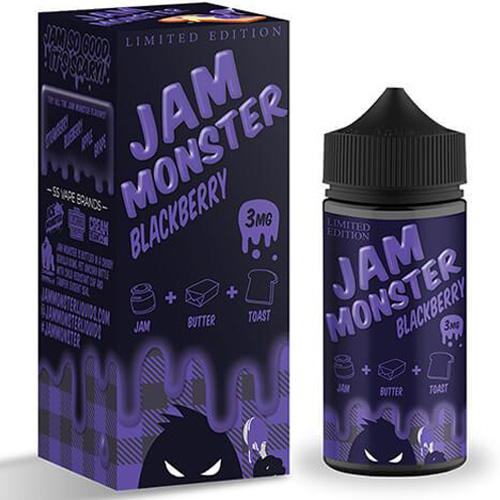 Жидкость Jam Monster - Blackberry Оригинал