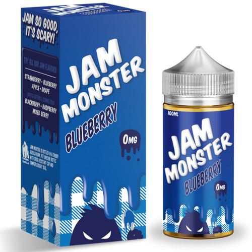 Жидкость Jam Monster - Blueberry Оригинал