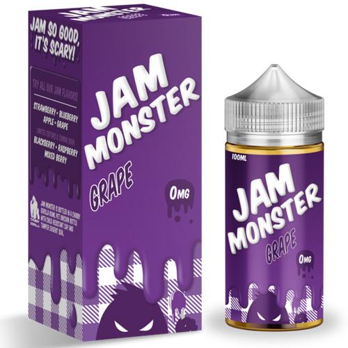 Жидкость Jam Monster - Grape Оригинал