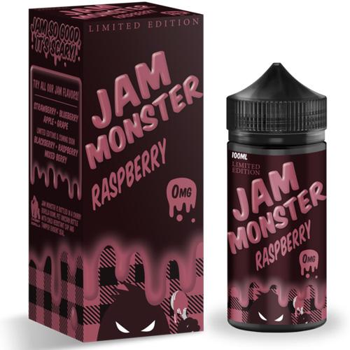 Жидкость Jam Monster - Raspberry Оригинал